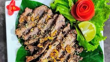 Ẩm thực thịt trâu – món ngon của sự tinh tế