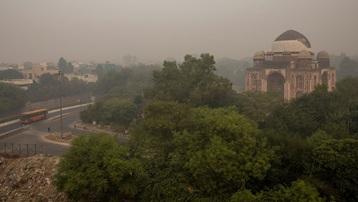 Ấn Độ: Hơn 54.000 người tử vong sớm do ô nhiễm không khí