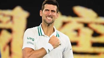 Djokovic kết thúc chuyện cổ tích Karatsev, Osaka đưa Serena lên bảng 'phong thần'