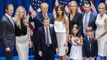 Bất ngờ nhân vật có thể trở thành người thừa kế chính trị của ông Trump