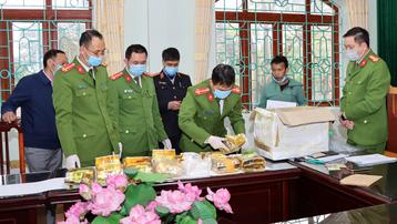 Công an Lai Châu phá chuyên án ma túy dạng đá lớn nhất từ trước tới nay