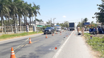 Sóc Trăng: Tai nạn giao thông làm một người tử vong