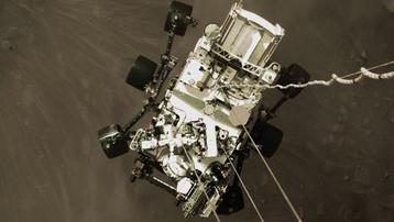 Những hình ảnh chưa từng thấy được tàu của NASA gửi về từ Sao Hỏa