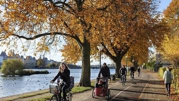 9 thành phố thân thiện với du lịch bằng xe đạp