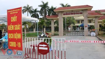 Hải Phòng: Phong tỏa thôn Lôi Động, giãn cách xã hội tại nhiều địa phương