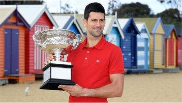 Djokovic nghỉ thi đấu vô thời hạn sau chức vô địch Australian Open 2021