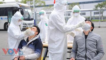 Hải Dương: Thị xã Kinh Môn truy vết dịch tễ liên quan đến nữ công nhân Poyun mắc COVID-19