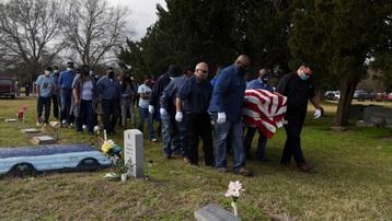 Số người chết do Covid-19 ở Mỹ bằng tổng số lính Mỹ thiệt mạng trong 3 cuộc chiến lớn
