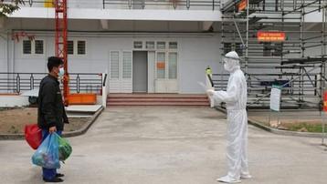 Bệnh viện Dã chiến số 3 Hải Dương tiếp nhận bệnh nhân Covid-19 đầu tiên