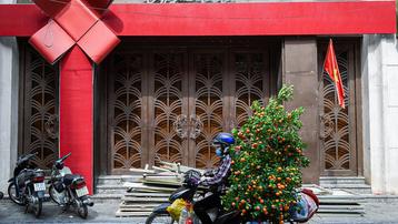 Ảnh hưởng dịch Covid-19, nhiều khách sạn cửa đóng then cài nghỉ Tết sớm