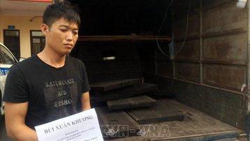Lạng Sơn: Bắt giữ đối tượng trộm cắp nắp cống thoát nước trên đường cao tốc
