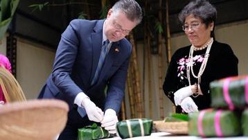 Đại sứ Hoa Kỳ: 'Trong lúc khó khăn, Việt Nam chính là người bạn tốt nhất của chúng tôi'