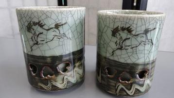 Nhật Bản nỗ lực hồi sinh nghề gốm Obori Somayaki sau thảm họa sóng thần