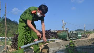 Tái diễn tình trạng khai thác nước ngầm trái phép ở Lý Sơn