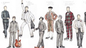Cần bao nhiêu tiền để mua bộ vest của Daniel Craig, John Lennon từng mặc?