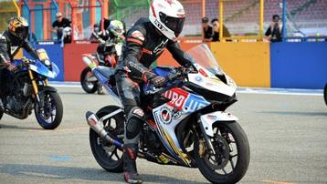 Chi tiết Yamaha YZF-R3 phiên bản xe đua tại Việt Nam