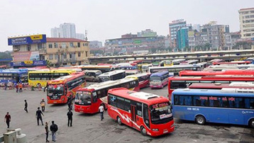 Bỏ giãn cách hành khách trên các phương tiện vận tải liên tỉnh