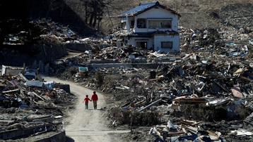 Nhật Bản cảnh báo nguy cơ động đất cường độ lớn
