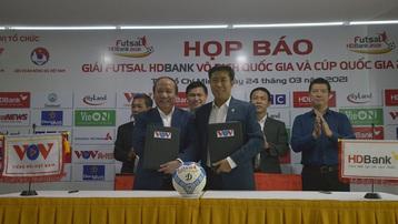 Khởi động mùa giải Futsal 2021