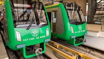 Bộ GTVT: Dự kiến bàn giao đường sắt Cát Linh - Hà Đông cho Hà Nội trong 3-4 tuần
