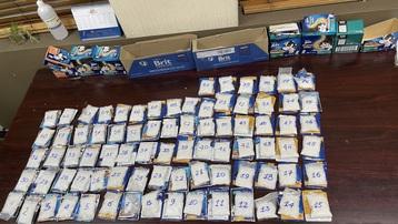 Hải quan Sân bay Tân Sơn Nhất bắt giữ 4 kg ma túy tổng hợp và 8,7 kg cần sa