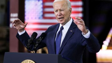 Tổng thống Mỹ Joe Biden đề xuất gói cơ sở hạ tầng khổng lồ hơn 2.000 tỷ USD