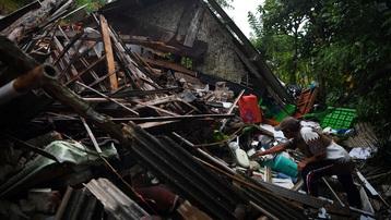 Indonesia ứng phó khẩn cấp với thảm họa động đất khiến 8 người chết