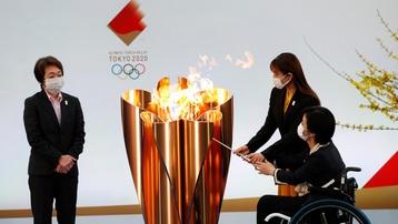 Thành phố Matsuyama của Nhật Bản hủy lễ rước đuốc Olympic
