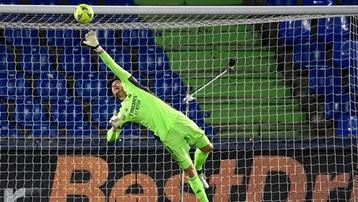 Kết quả Getafe 0-0 Real Madrid: Los Blancos vừa thăng hoa đã hụt hơi