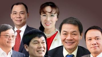 Chứng khoán lập đỉnh lịch sử, tài sản 6 tỷ phú USD Việt Nam thế nào?