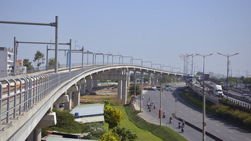 TPHCM: Lại phát hiện thêm các gối dầm metro 1 bị dịch chuyển