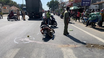 Liên tiếp tai nạn tại Bình Thuận khiến 3 người chết