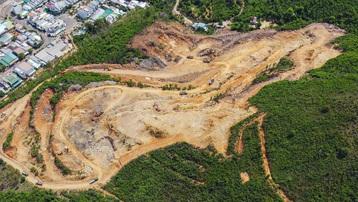 Khánh Hòa: Tạm dừng nổ mìn tại dự án khu đô thị Haborizon Nha Trang