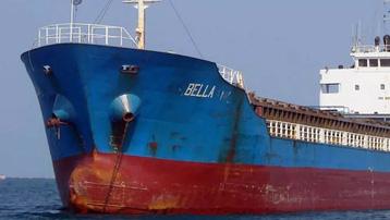 Một tàu chở dầu bị tấn công ở vùng biển ngoài khơi Syria
