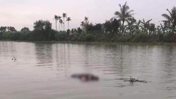 Hải Phòng: Tìm thấy thi thể 1 trong 2 phụ nữ mất tích trong vụ lật thuyền trên sông Văn Úc