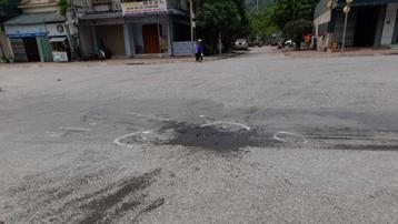 Lai châu: Va chạm với xe bán tải, hai học sinh thương vong
