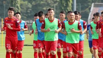ĐT Việt Nam chốt xong kế hoạch chuẩn bị cho vòng loại World Cup 2022