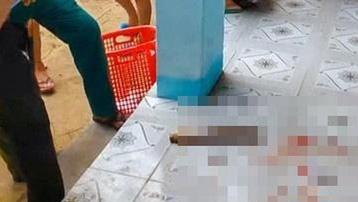 Đối tượng nghi 'ngáo đá' vác dao chém người vô cớ ở Mộc Châu