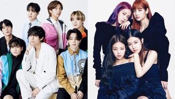 BTS, BLACKPINK dẫn đầu danh sách 40 nghệ sĩ quyền lực nhất Hàn Quốc năm 2021
