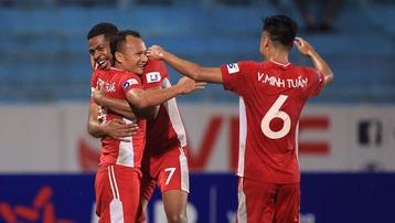 Kết quả Viettel 3-0 Sài Gòn: Vùi dập kẻ khốn cùng
