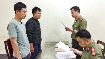 Điện Biên: Khởi tố 4 đối tượng tổ chức đưa người xuất cảnh trái phép từ Trung Quốc sang Lào