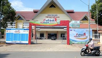 Kết thúc vòng loại giải Futsal HDBank VĐQG 2021