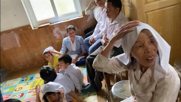 'Hội thánh Đức chúa trời mẹ' tái xuất ở Nghệ An