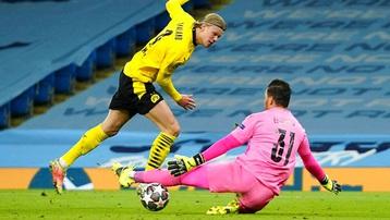 Kết quả Man City 2-1 Dortmund: Thắng muộn