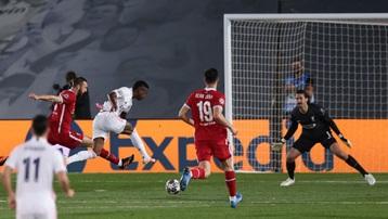 Kết quả Real 3-1 Liverpool: Vinicius phá tan hàng thủ Liverpool