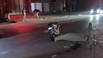 Tai nạn giao thông nghiêm trọng trên Quốc lộ 6, 4 người thương vong