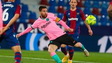 Kết quả Levante 3-3 Barca: Blaugrana lại bước hụt