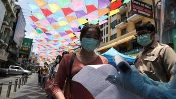 Thái Lan nới lỏng quy định về nhà hàng giữa làn sóng dịch Covid-19 thứ 3