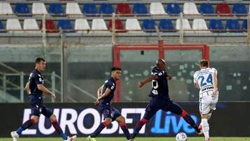 Kết quả Crotone 0-2 Inter: Giành 3 điểm kịch tính, Inter chờ vô địch