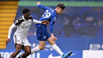 Kết quả Chelsea 2-0 Fulham: Havertz lập cú đúp, Chelsea lại 'bắt nạt' Fulham